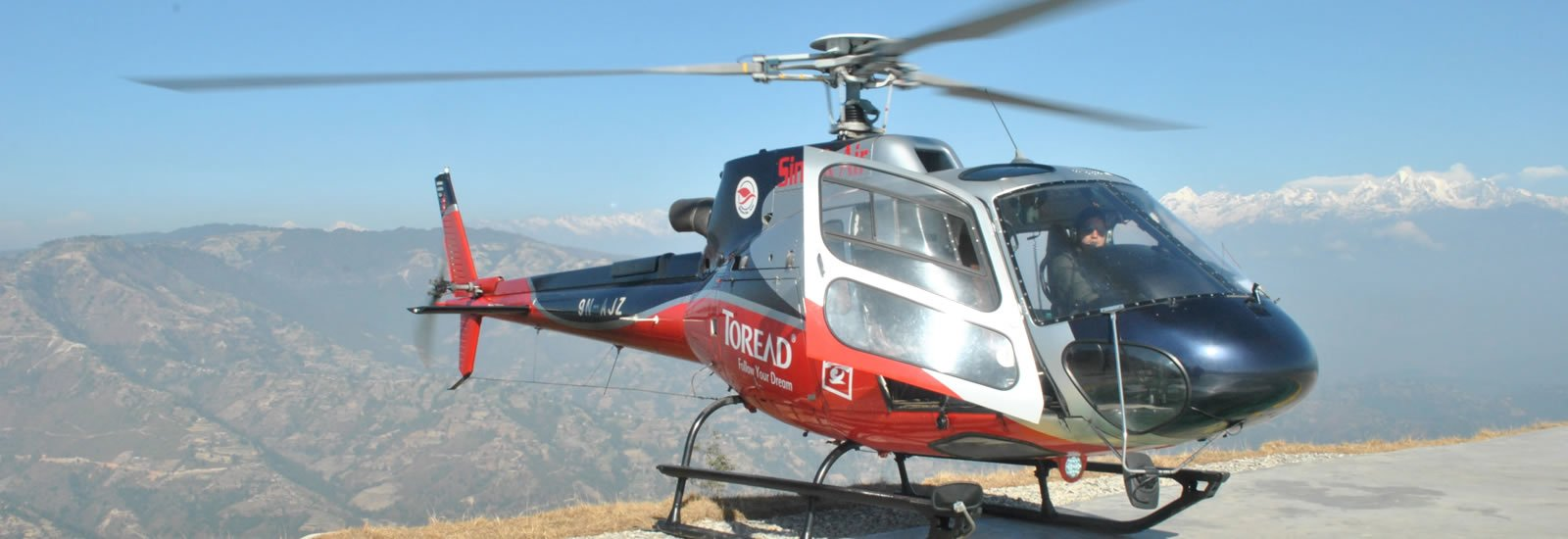 Langtang Helicopter Tours