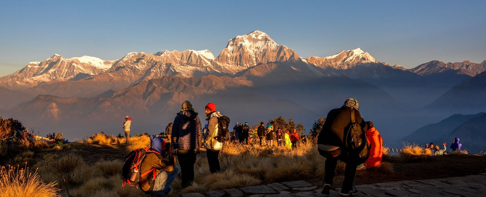Annapurna Panorama Trek Is Popularly Known As Poon Hill