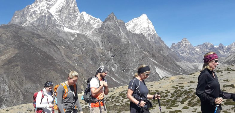Trekking in Everest Region