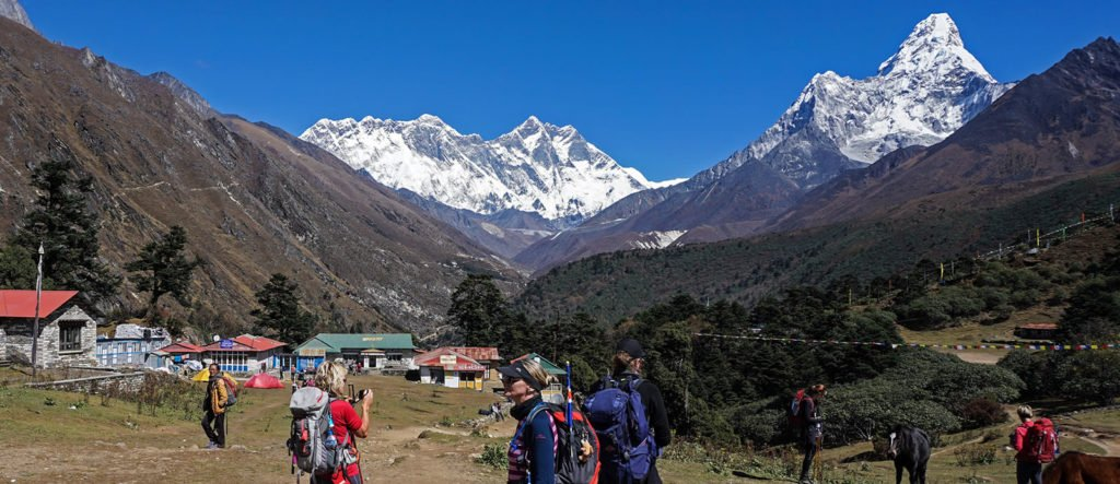 You get better security if you hire trekking agency in Nepal