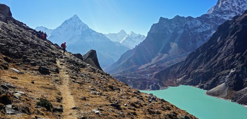 everest base camp vs advanced base camp