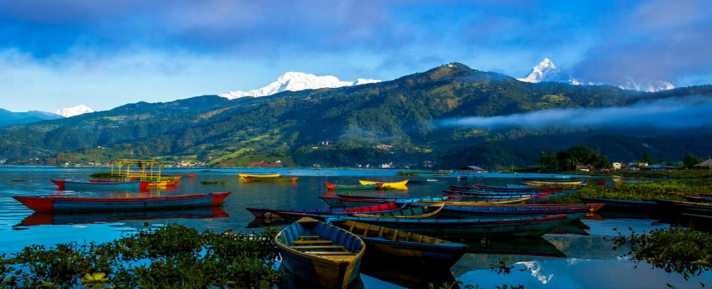 Tourist Destinations in Nepal in Pokhara