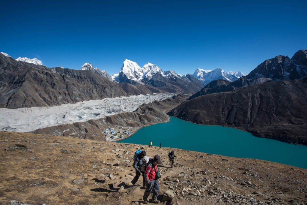 Gokyo EBC trek with Island Peak Climbing