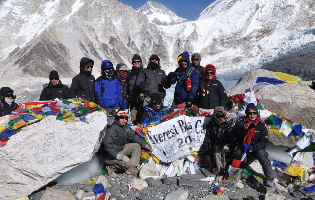 Everest Base Camp -Top 20 best places to see in Nepal
