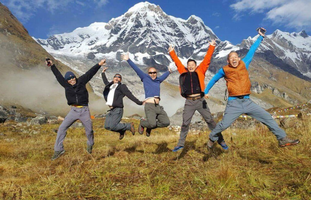 Annapurna Base Camp -Top 20 best places to see in Nepal