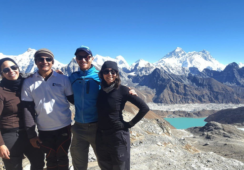 Gokyo Lake Trek with Renjo La Pass Trek