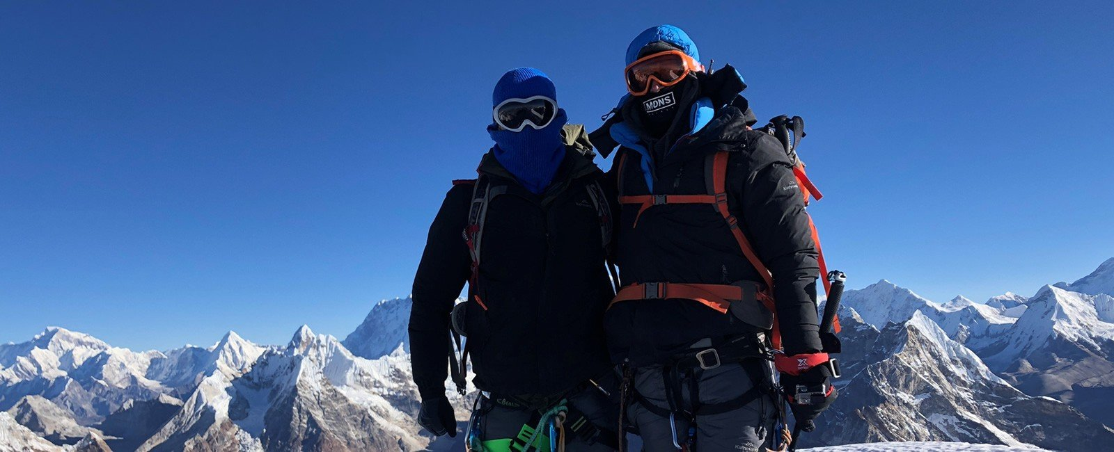 Mera peak trekking and climbing
