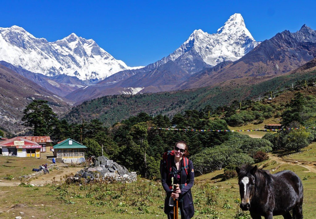 5 best treks in January. Everest Panorama trek