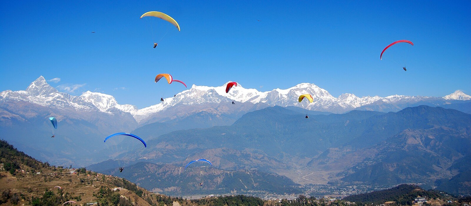 Top 5 Adventure Activities in Nepal