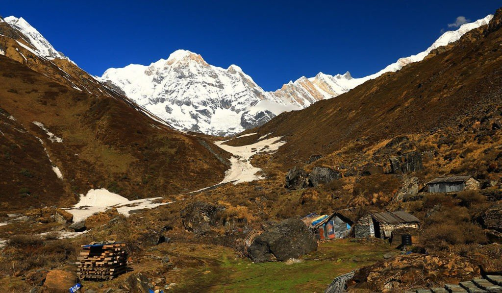 top 5 best treks in Annapurna in Spring