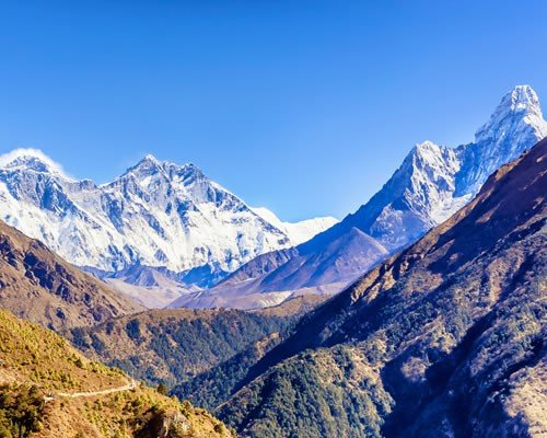Everest Luxury with cultural tours