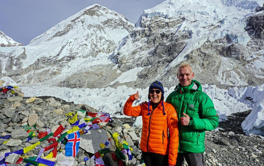 Top 5 best treks in December - Everest Base Camp