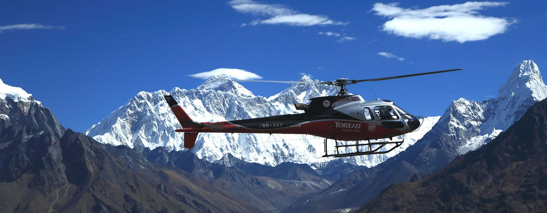 Top 5 Best Heli Treks in Nepal