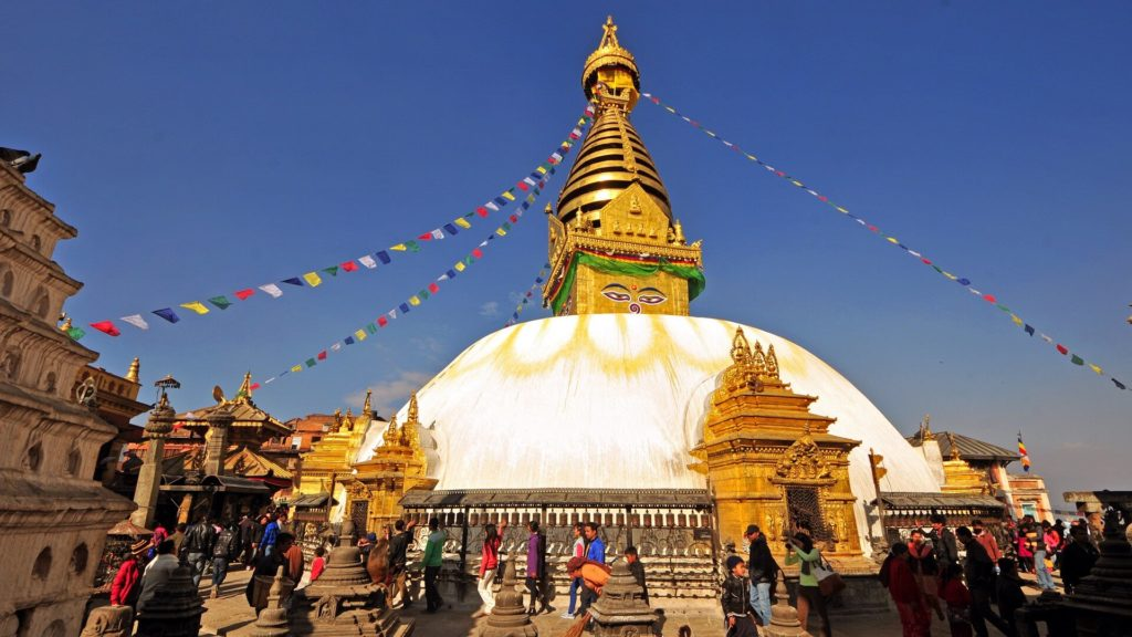 Twenty Reasons to Visit Nepal -  the immaculate world heritage sites