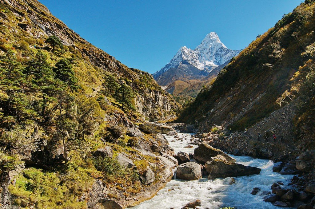 Ethnic villages and settlements - Walking in Nepal
