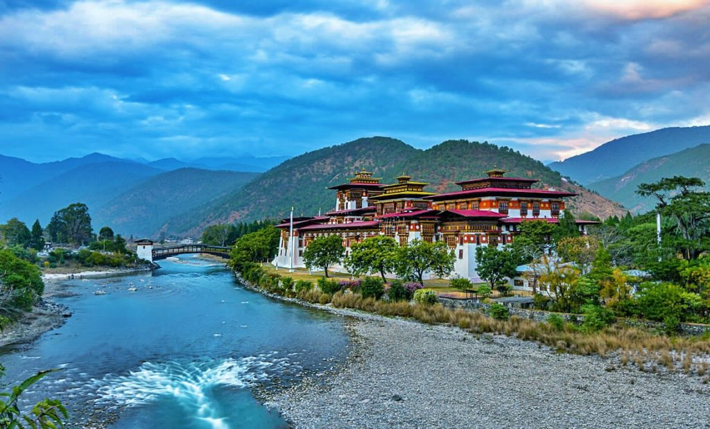 Punakha - Best place to see in Bhutan