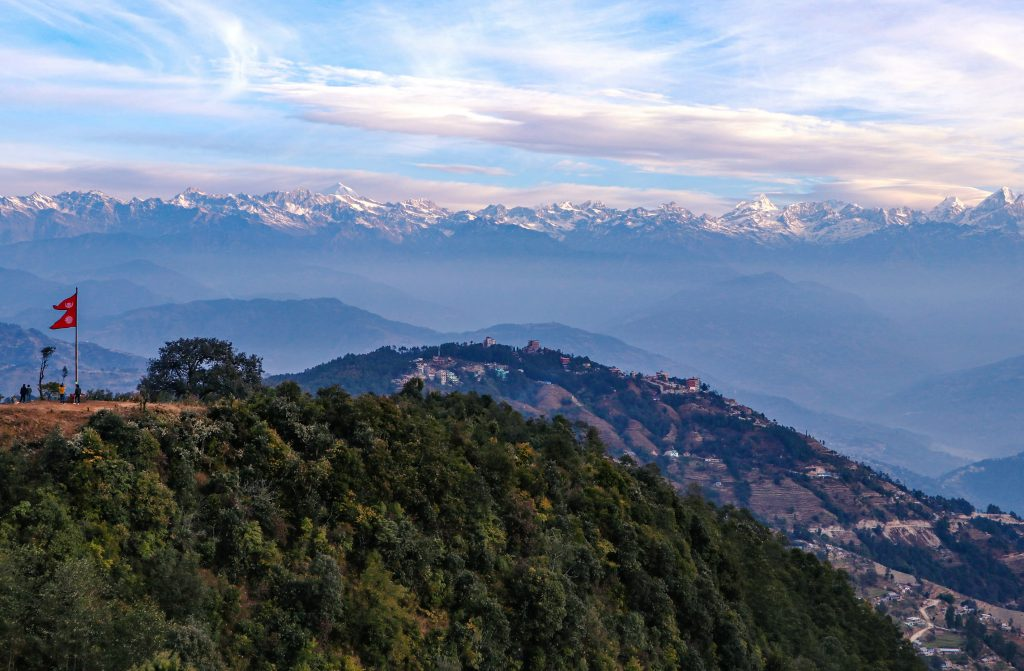 Nagarkot Hill: best places for day trip