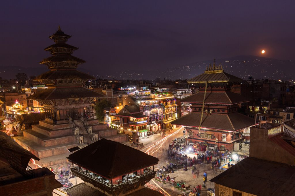 nepal's great architectural wonders