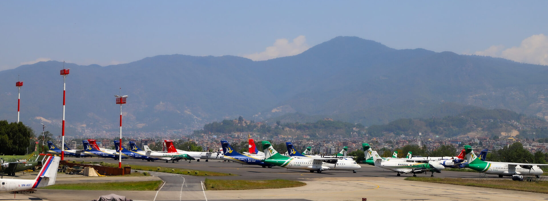 Airports in Nepal
